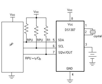 Digital clock ds1307 using PIC microcontroller