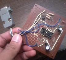 Easy 16F84 Microcontroller Programmer – JDM
