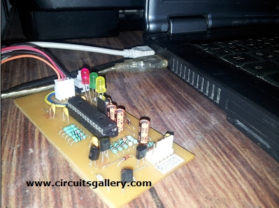How to Build your Own USB PIC Programmer