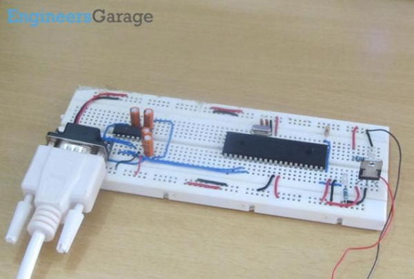 How to use inbuilt EEPROM of PIC18F4550 Microcontroller