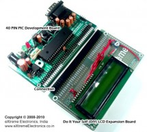 Interfacing LM35 Temperature Sensor with PIC Microcontroller.
