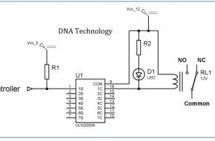 Interfacing Relay to Microcontroller