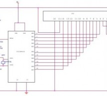 Interfacing16X2 LCD with PIC Microcontroller