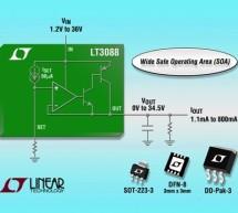 LT3088 – 800mA Single Resistor Rugged Linear Regulator