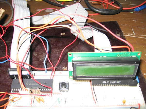 Lecture 43  Interfacing PIC16F877 Microcontroller with an LCD