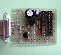 Microchip PIC Serial Port Programmer