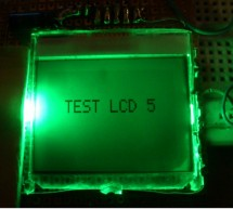 Nokia 3315 / 3310 LCD interfacing with Microcontroller