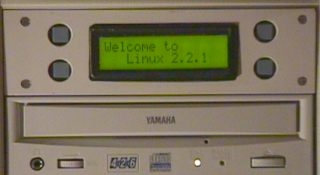 PIC 16C84 VT-52 Emulator for Linux