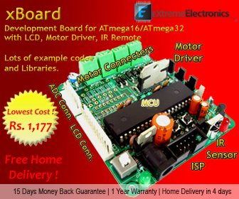 PIC Development Board – Hello World Project