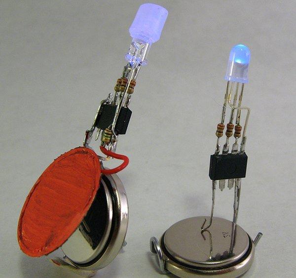 PIC16F877A LED blink
