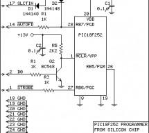 PIC18F252 Programming