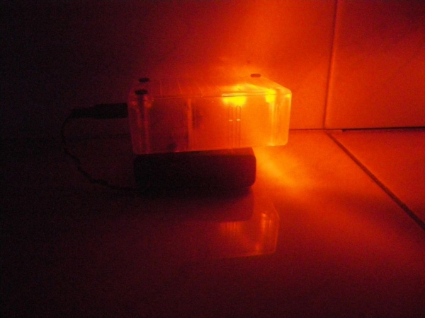Picaxe LED night light