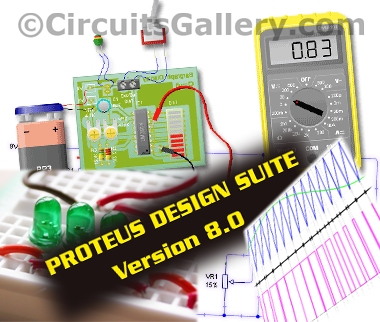 [Simple] Generating Pulse Width Modulation using PIC Microcontroller – Mikro C & Proteus Simulation