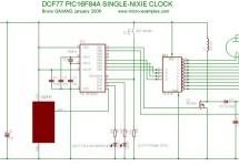 Single-Tube nixie clock   Microcontroller Project