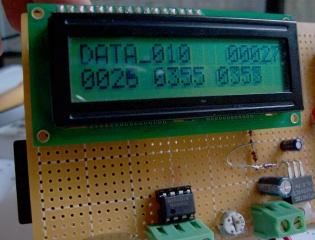 Solar Recorder Code