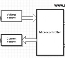 Solar energy measurement using pic microcontroller
