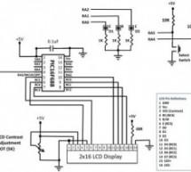 Microcontroller based Diode and Bipolar Junction Transistor (BJT) tester