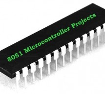 Up-Down counter on 16*2 LCD using 8051 microcontroller