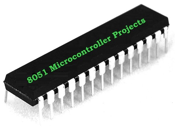 Up-Down counter on 162 LCD using 8051-Microcontroller-Projects