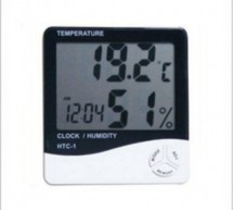 Weather meter using PIC 16F877 Microcontroller