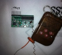 Wireless Home Appliance Controller Project