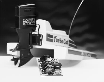 motor controller for R C models