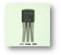 Interfacing Temperature Sensor with Microchip PIC16F876A