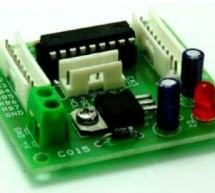 16F628A Microcontroller development board