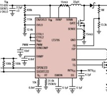 Linear Tech on how to power LEDs and protect them