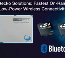 Silicon Labs launches Blue Gecko