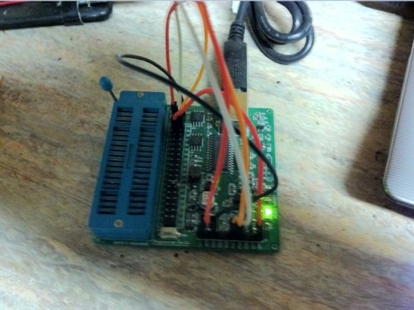 Bluetooth Wireless Voltage Meter using Wiimote + Pic Chip + AutoIt