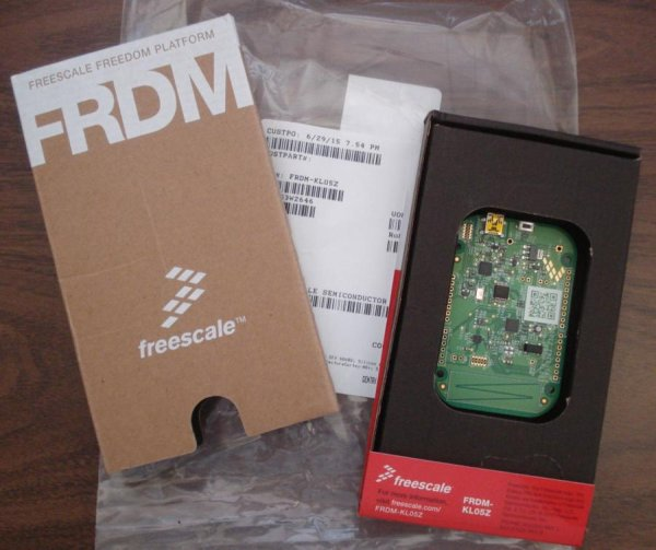 Build a musical EKG with the Freescale FRDM KL05