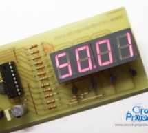 Frequency Counter by PIC16F628