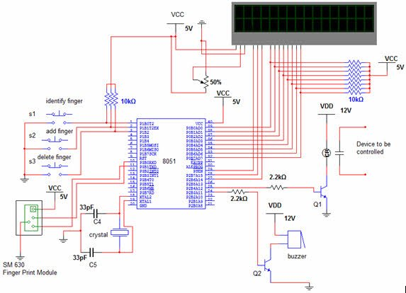 Latest Microcontroller Based Electronic Project Circuits in 2014
