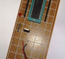 PIC16F1787 Programmer Board (for Almost all 40 pin 16Fxxx)