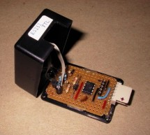 RS232 – Infra-Red Interface