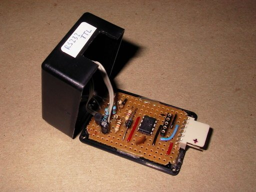 RS232 - Infra-Red Interface