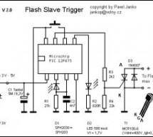 A Programmable Optical Slave Flash Trigger for Digital Cameras with Processor PIC 12F675