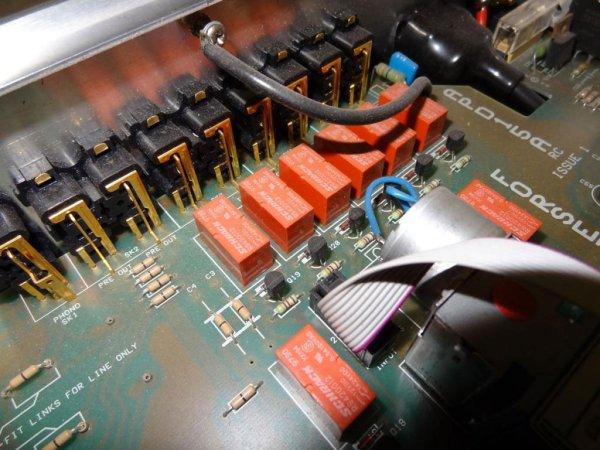 Alchemist Forseti APD15A RC Integrated amplifier schematich