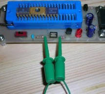 Automatic door opener with PIC12C508 Circuit