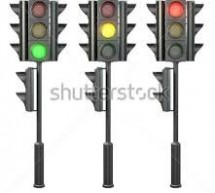 Four way traffic light signal using PIC16F84A microcontroller: