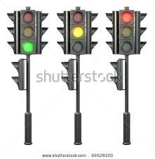 Four way traffic light signal using PIC16F84A microcontroller