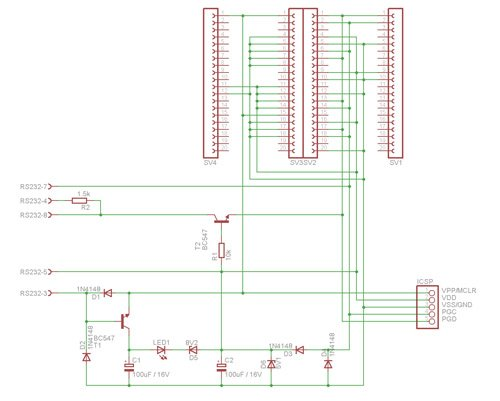 How to make a JDM Programmer schematic