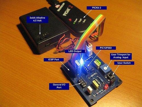 Introduction to Microchip PIC Assembler Language Part 2