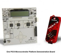 One PIC Microcontroller Platform Development Board