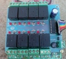 PIC Industrial and Domestic Timer (Relay Controller)