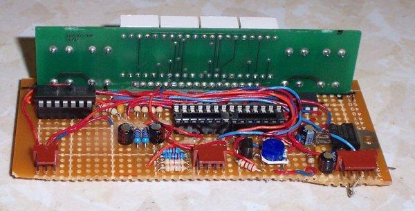 Peltier Powered Drink Cooler schematic