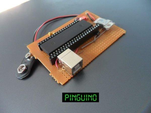 Pinguino Egypt - PIC Based Arduino