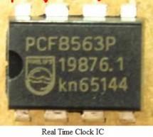 Real Time Clock (RTC) Interfacing PIC18F