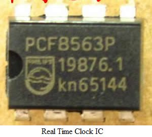 Real Time Clock (RTC) Interfacing PIC18F